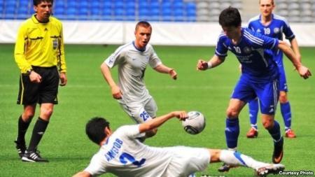 Зарубежные футболисты получают гражданство Казахстана