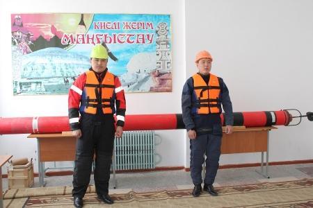 Развитие гидрографической службы Казахстана обсудили в Актау