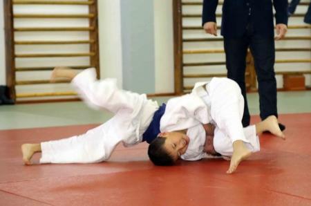 В Актау прошли соревнования по дзюдо, посвященные празднику Наурыз