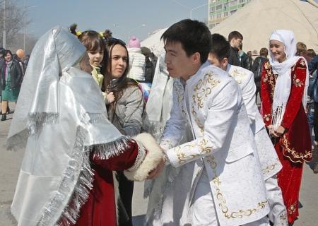 В Актау празднование Наурыза начнется 21 марта