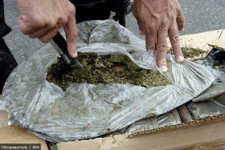 В поезде Алматы — Мангышлак у жителя Кызылорды обнаружены наркотики