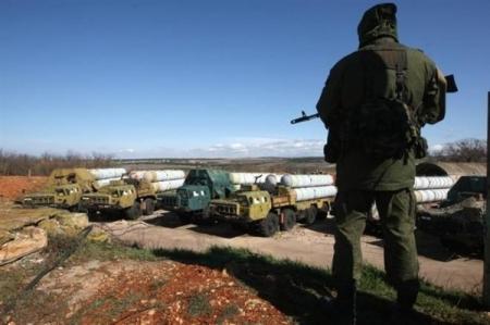 В Крыму снайпер убил бойца самообороны - СМИ Крыма