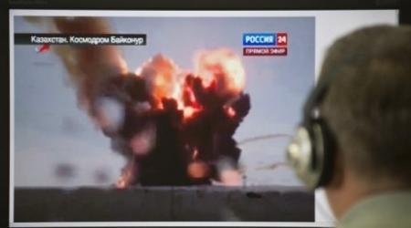 """Россия согласовывает позицию по возмещению Казахстану ущерба от падения """"Протона"""""""