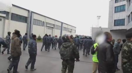 Бандеровцы захватили завод Nemiroff - СМИ