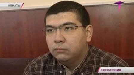 Максат Усенов - виновник страшного ДТП В Алматы выходит на свободу