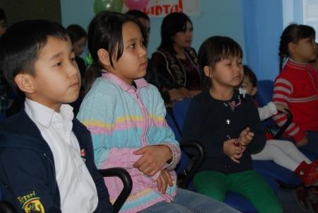 Актауская вечерняя школа отметила Наурыз