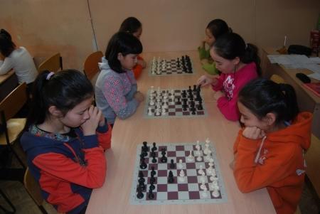 В Актау прошел городской турнир по шахматам среди дворовых клубов города