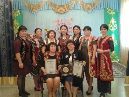 Актауский специализированный комплекс  школа-сад (СКШС) №1 получил награды Агентства по статистике Казахстана