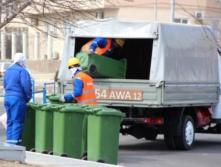 В Актау с набережной 15 микрорайона после празднования «Наурыз» было вывезено более 50 тонн мусора
