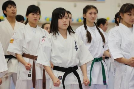 В Актау стартовал чемпионат мира по кекушинкай каратэ среди юниоров