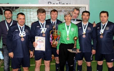 Футбольная команда «ЖҰЛДЫЗ МЭМ» отдала свои призовые деньги в помощь Маше Лопухиной