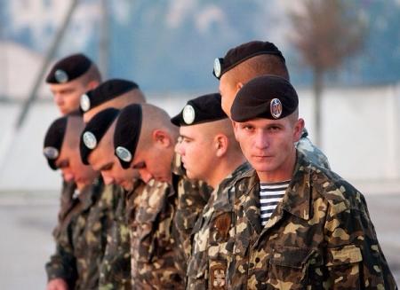 Морских пехотинцев в Феодосии захватили в плен, есть травмированные