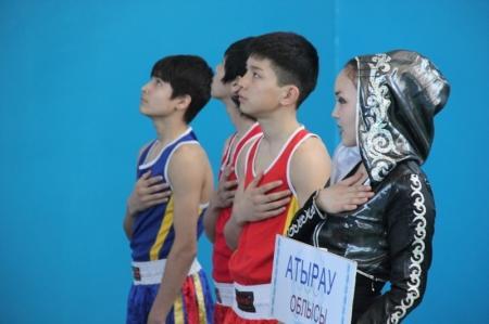 В Курыке прошел областной турнир по боксу