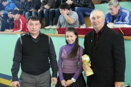 В Актау завершился чемпионат области по футзалу