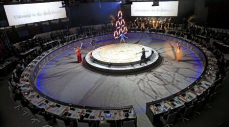 Президент Казахстана призвал к всеобщему ядерному разоружению