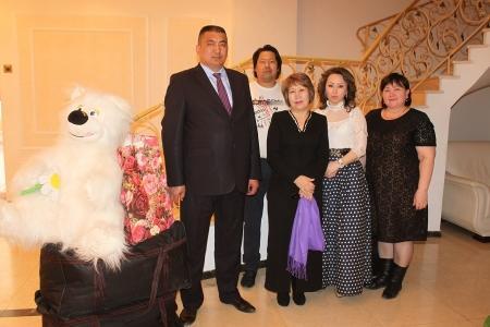 Предприниматели Актау оказали помощь областному детскому дому и детской деревне семейного типа