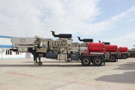 Первый казахстанский проект в области интенсификации нефтедобычи