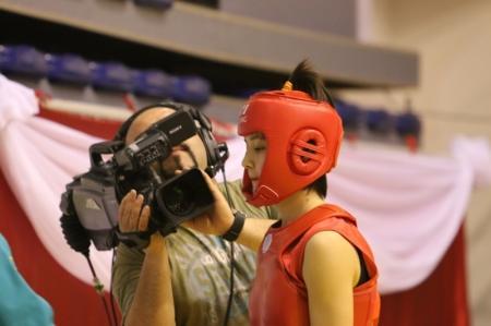 Актауская спортсменка Сауле Мустафаева стала бронзовым призером чемпионата мира по ушу