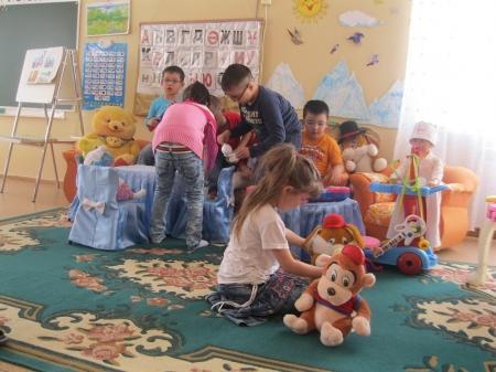 В Актау на очереди в детский сад для слабовидящих находится 51 ребенок