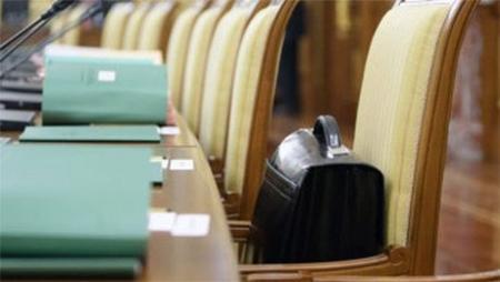 Депутат сената отчитала за прогулы главу Нацбанка РК Кайрата Келимбетова