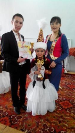 Актауский ансамбль танца «E-Motion» завоевал первое место на международном турнире в Астрахани