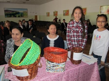 В Актау прошел форум юных экологов Мангистау