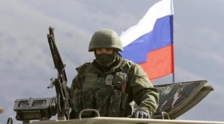 Вторжение России на Украину считает вероятным разведка США