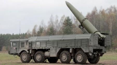 """Россия разместит ракетные комплексы """"Искандер"""" на границе с Казахстаном"""