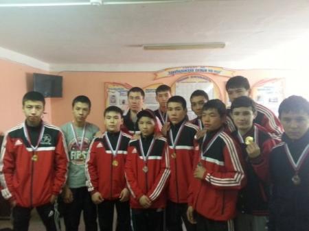 Мангистауские боксеры завоевали шесть золотых медалей на Всероссийском турнире