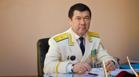Свое невмешательство в дело по ДТП с участием Максата Усенова объяснили в Генпрокуратуре
