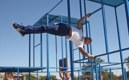 В Актау 6 апреля пройдет чемпионат по street workout