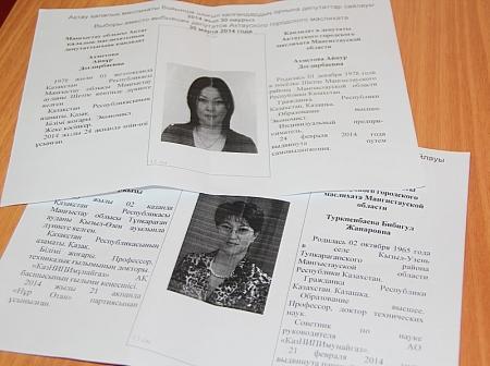 В 6 микрорайоне Актау 30 марта пройдут выборы депутата в городской маслихат