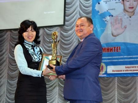 Мунайлинская районная больница стала победительницей по итогам месячника борьбы с туберкулезом