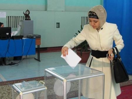 В Актау прошли выборы депутатов городского маслихата по второму избирательному округу