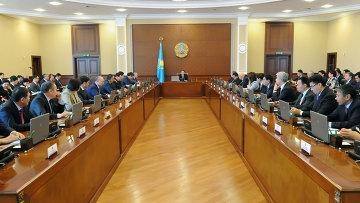 Сформирован новый состав правительства Казахстана: все министры сохранили свои портфели