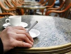 Владельцы кафе и ресторанов выступили против тотального запрета на курение