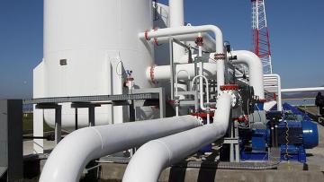 Казахстан рассматривает вариант экспорта нефти через Батуми в случае санкций в отношении России
