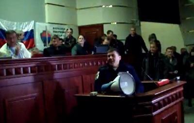 Восстание Юго-Востока онлайн: митингующие объявили о создании независимой Донецкой Республики