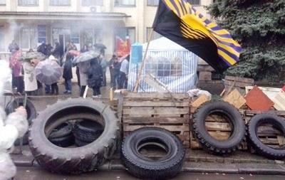 В Краматорске началась спецоперация. На аэродроме проходят бои
