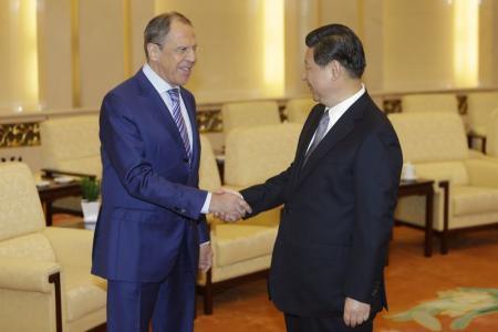 Китай вновь выступил против санкций в отношении России