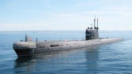 Россия готова передать Казахстану украинскую подводную лодку «Запорожье» - минобороны РК
