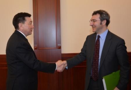 Альберто Пиери заявил об интересе к Мангистау со стороны итальянских бизнесменов