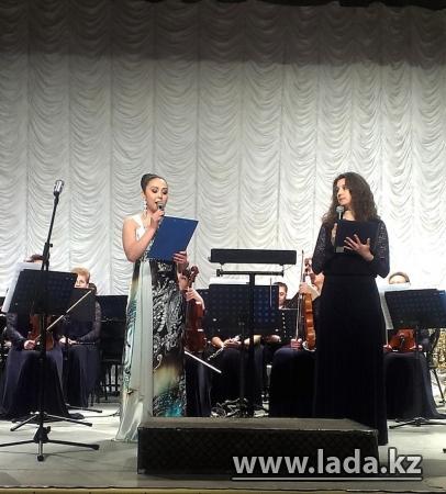 Оперные певцы из Италии посетили Актау