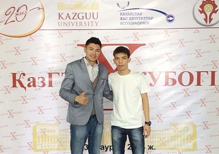 Актауские ребята заняли второе место на международном дебатном турнире в Астане