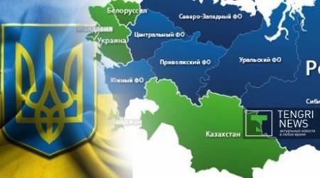 Миллиард евро может потерять Казахстан от выхода Украины из СНГ - эксперт