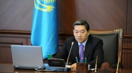 Серик Ахметов стал министром обороны