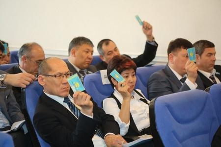 График приема депутатов городского маслихата пятого созыва