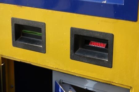 В Актау злоумышленники взломали платежный терминал