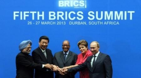 Страны БРИКС запустят альтернативу МВФ и Всемирному банку в 2015 году