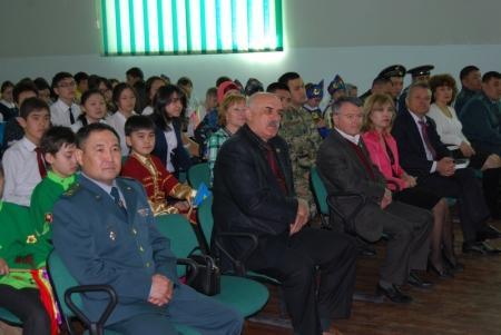 В Актау прошел отчетный концерт этнокультурного объединения «Дагестан»
